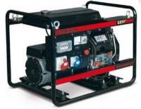 Бензиновый генератор Genmac Combiplus G12000HEO
