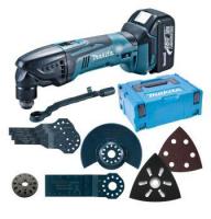 Аккумуляторный универсальный инструмент Makita DTM50RFJX4