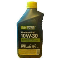 Масло Iron Angel 10W-30 Master Synt 4T, 1л